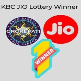 KBC Jio Lottery Winners