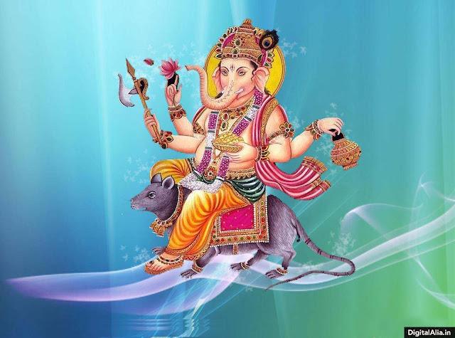 ganpati 3d images