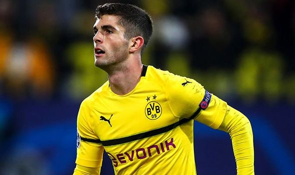 Reasons Why Pulisic Rejected January Move To Chelsea Revealed