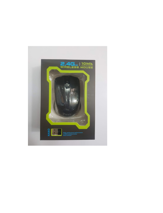 Wireless Mouse (Dell shape) good quality