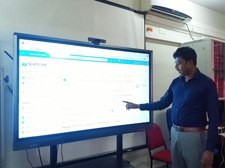 Azure Migration Discussion - SLIATE Batticaloa