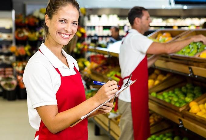 SE NECESITA: Repositor/a Para Supermercado- Con o sin experiencia