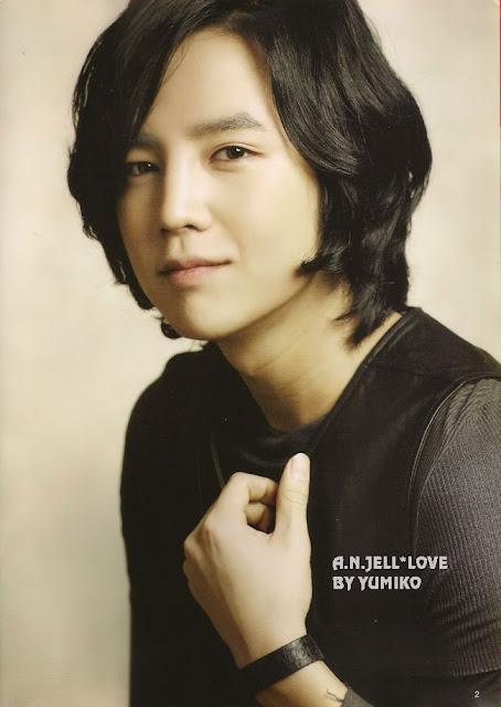 European Asian Hairstyle Short Hair Styles Jang Geun Suk