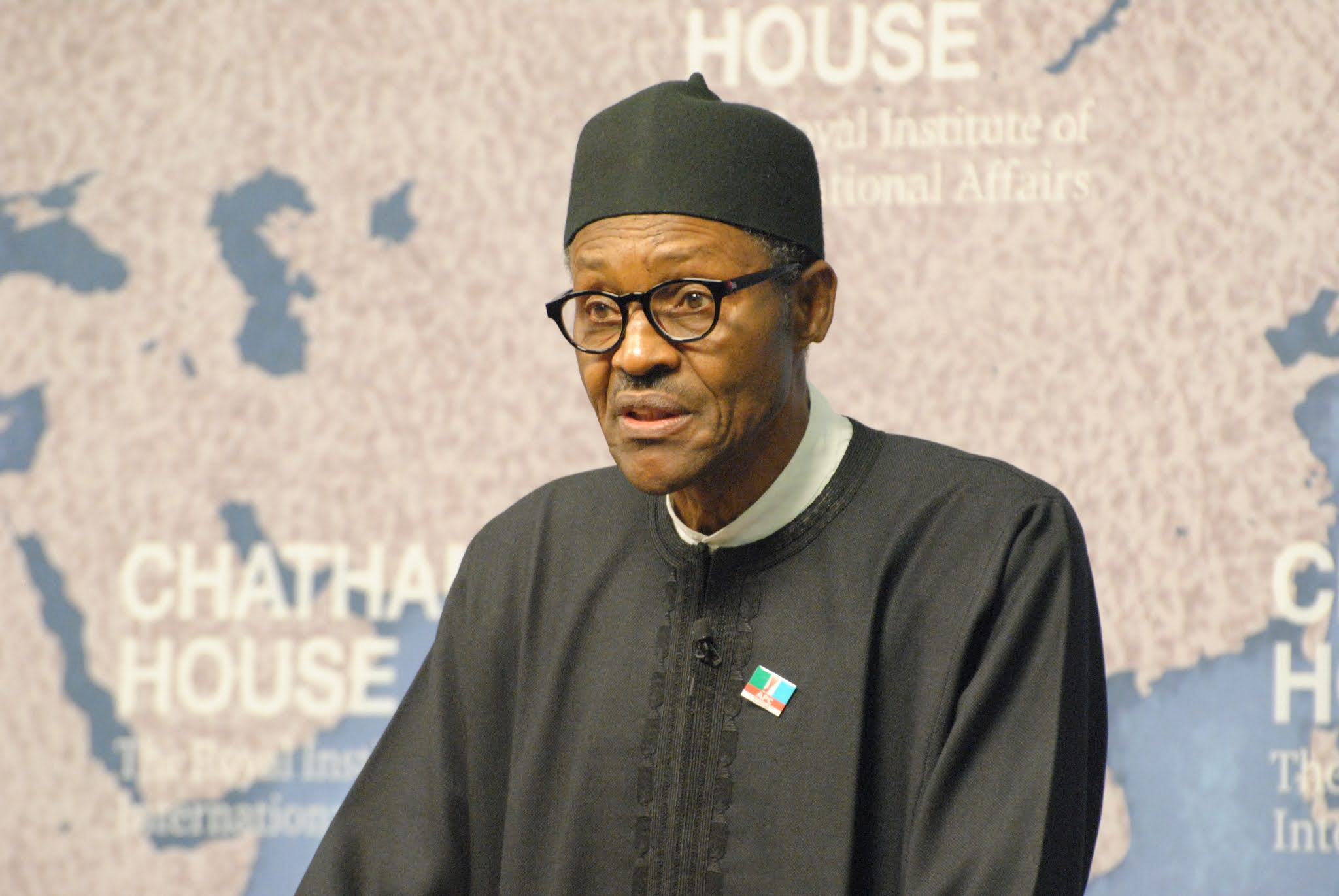 if Buhari Wasn't Nigeria's President