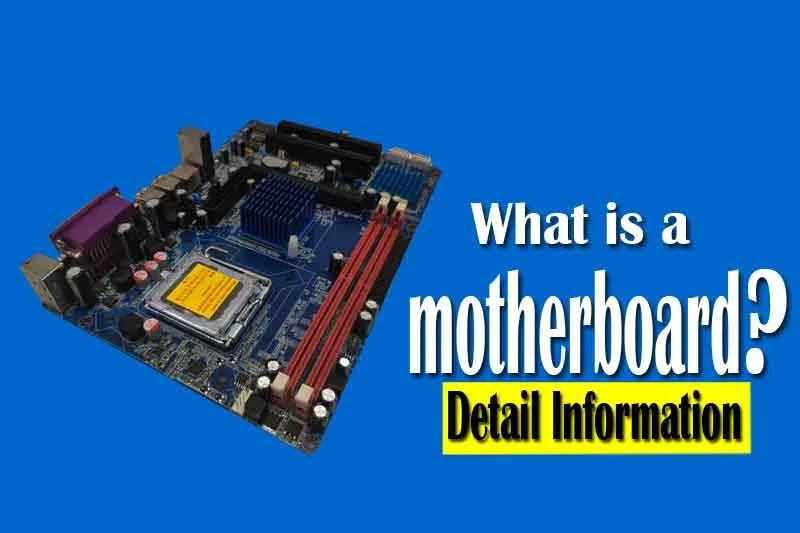 What-is-a-motherboard
