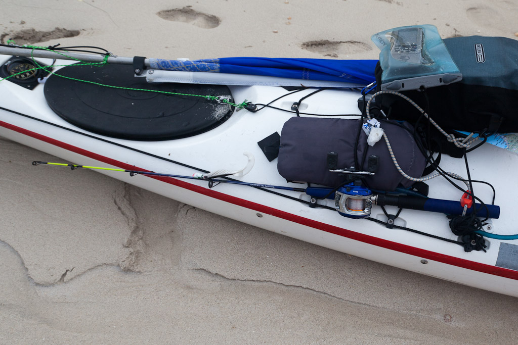 Sea kayaking with sea kayak fishing for Cabelas fishing kayak