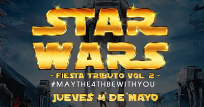 STAR WARS FIESTA TRIBUTO VOL. 2