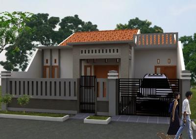 rumah minimalis untuk lokasi sempit