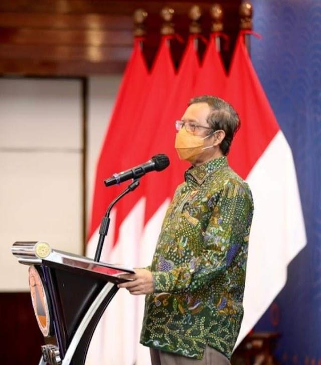 Karhutla mengalami penurunan 82 persen, Mahfud MD: Pemerintah sudah berkomitmen