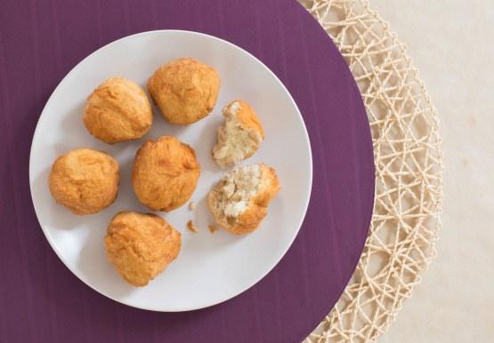 Fried dumplings | Deep Fry Sweet Dumplings Recipe at home