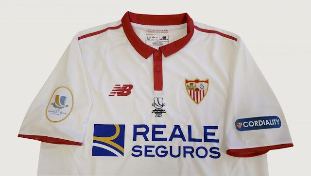 Reale sigue con el Sevilla en la Supercopa