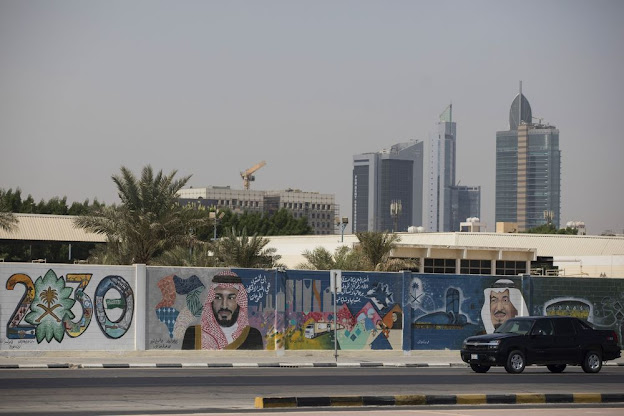 #Saudi Bank Merger Points to Trouble at Heart of the Economy - Bloomberg