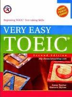 Very easy toeic