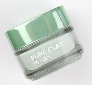 L'Oreal Pure Clay Mask Masks InstaDetox Eucalyptus