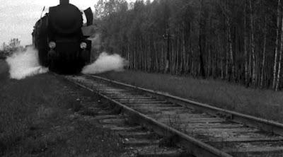 pociągi w polskim kinie