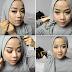 Tutorial Hijab Untuk Pesta Kondangan Bahan Kaos