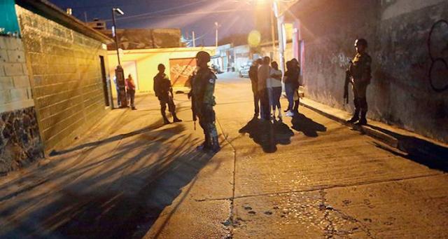 Comando de violentos Sicarios revienta fiesta familiar en Zacatecas y deja 8 muertos 6 hombres y 2 mujeres, así como 7 heridos de muerte