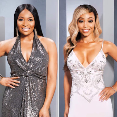 Marlo Hampton And Shamari DeVoe Continue Their Shady Twitter Feud!