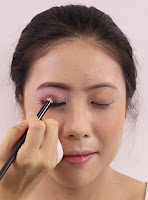 Use a darker shade and apply on below the crease.