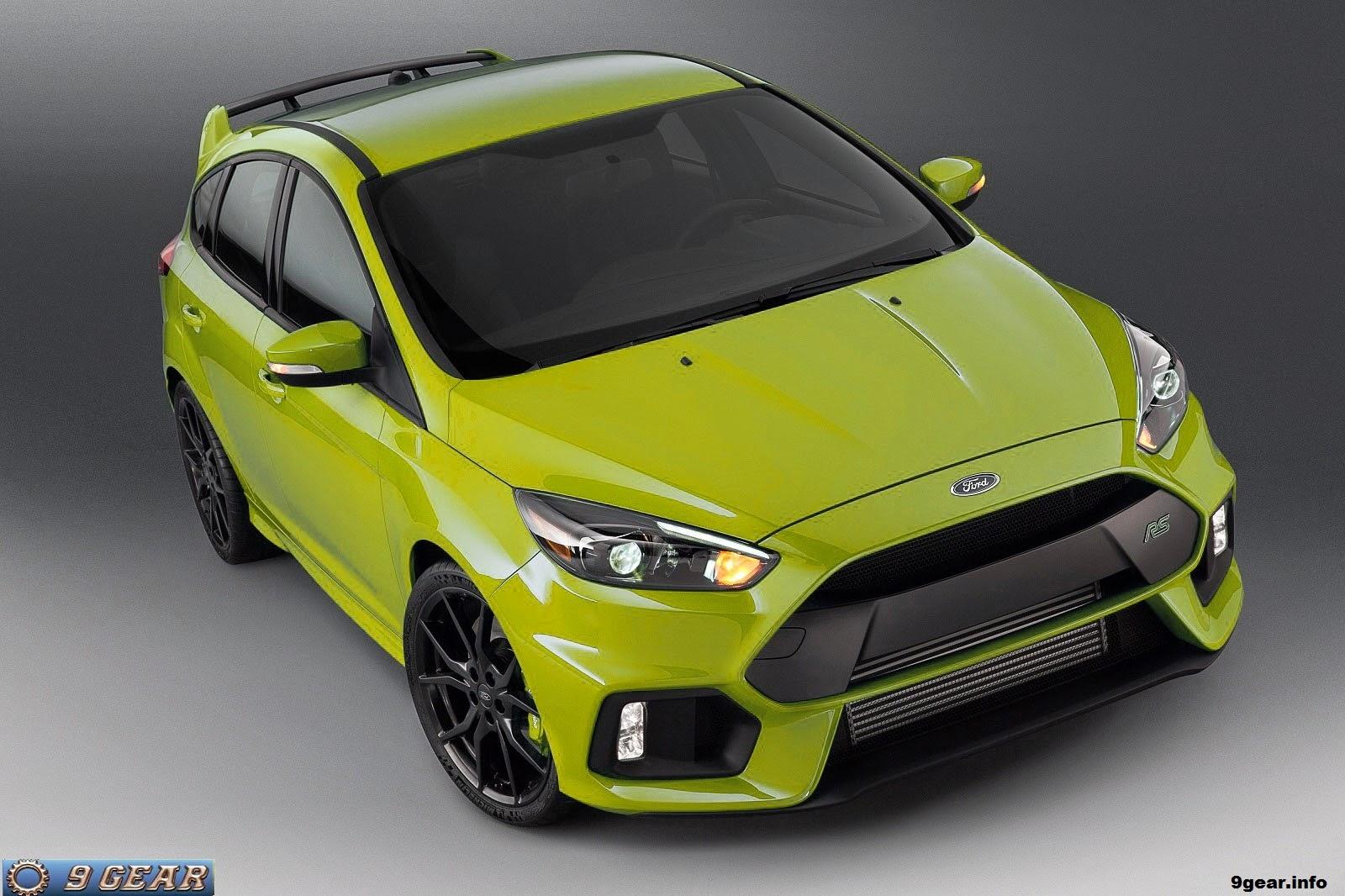 2016 ford focus rs 2 3 liter 315 horsepower car reviews new car pictures for 2018 2019. Black Bedroom Furniture Sets. Home Design Ideas