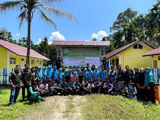 Pengabdian Mahasiswa Unsam Untuk Dusun Bedari