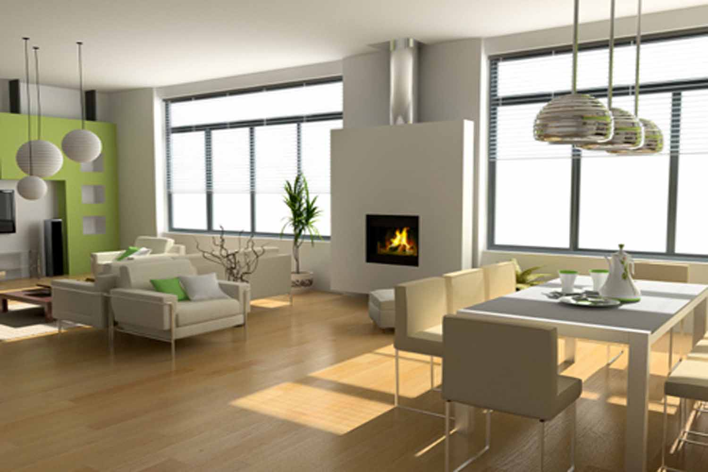 Beauty Houses: Elegant Sustainable Interior Designs Ideas