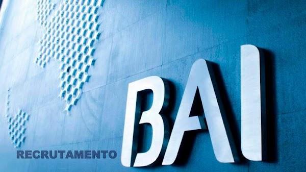 BAI recruta 4 Técnicos Superiores para Agência de Monte Sossego