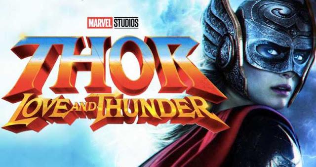 Thor: Love & Thunder, Thor, Lady Thor, Marvel, marvel Studios, MCU, marvel Cinematic Universe