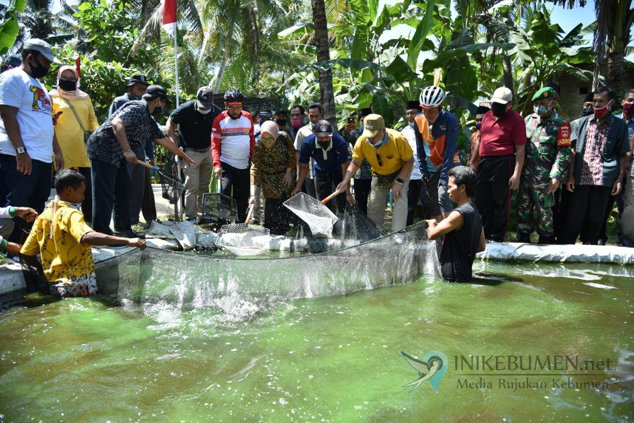 Perkuat Sektor Pertanian dan Perikanan, Gubernur Jateng Bakal Kucurkan Rp10 Miliar