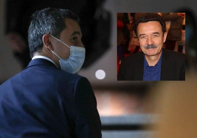"""Affaire Mila : Darmanin dénonce la """"lâcheté intellectuelle"""" d'Edwy Plenel (Mediapart)"""