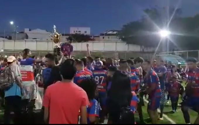 MANDATO EM AÇÃO | Vereador Osmário  parabeniza vencedores do Campeonato de Futebol da Zona Rural
