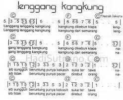 Lirik-Lagu-Daerah-LENGGANG-KANGKUNG-Yang-Berasal-Dari-Betawi-Jakarta