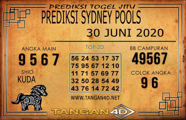 PREDIKSI TOGEL SYDNEY TANGAN4D 30 JUNI 2020