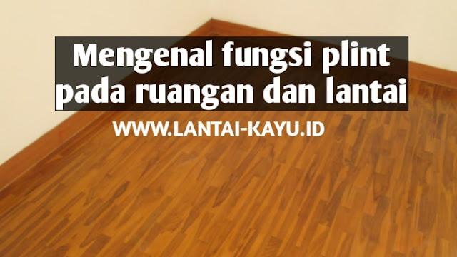mengenal fungsi plint untuk lantai dan ruangan