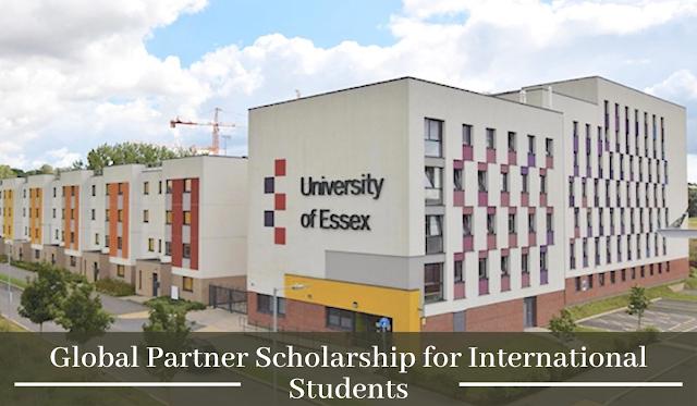 تمويل Essex Global Partner للطلاب الدوليين في المملكة المتحدة ، 2020
