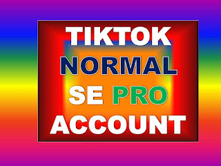 tiktok pro account how to get a pro account on tiktok