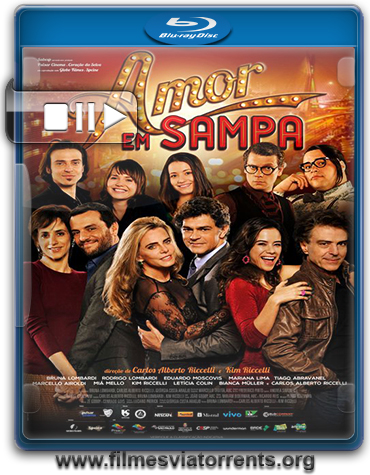 Amor em Sampa Torrent - WEB-DL 720p e 1080p Nacional 5.1 (2016)