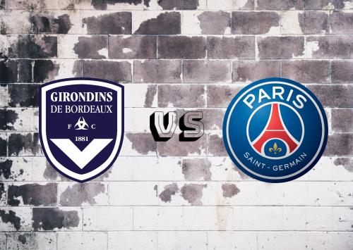 Bordeaux vs PSG  Resumen y Partido Completo