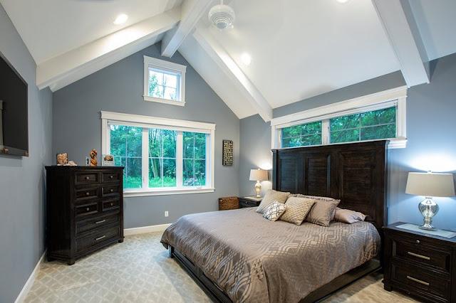 แบบห้องนอนสไตล์อเมิรกัน