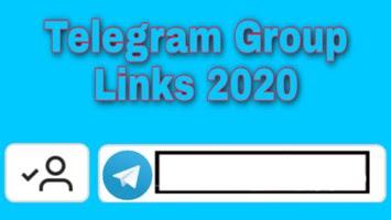 Telegram Group 2020