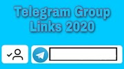 Telegram Group 2020