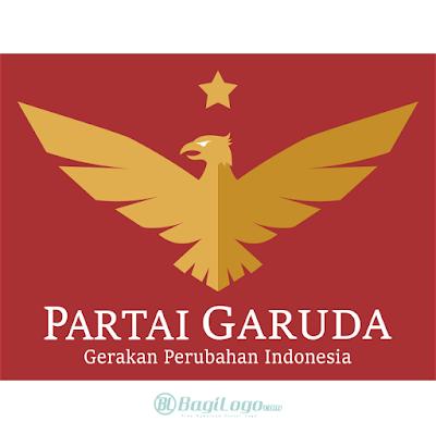 Partai Garuda Logo Vector