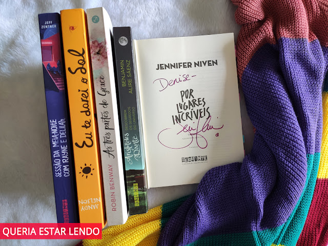 5 livros para te fazer chorar