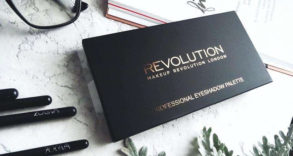 NEW - TRALS vs NEUTRALS marki MAKE-UP-REVOLUTION. wakacyjny makijaż