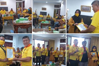 Terima Mandat, 15 DPC Partai Berkarya Se Kota Makassar Siap Menangkan IMUN