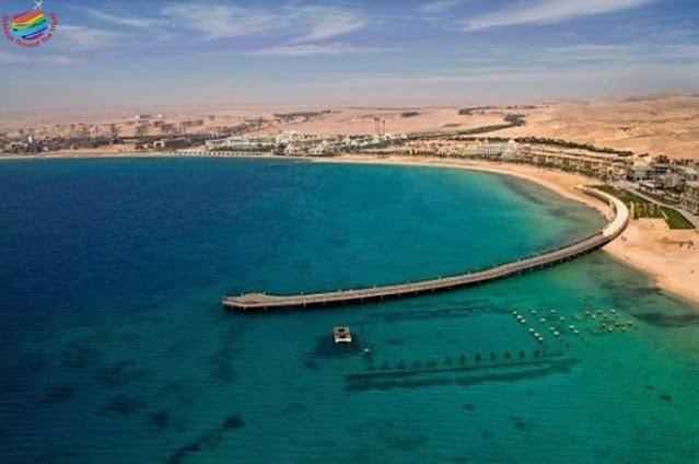 Straits Gubal - Hurghada