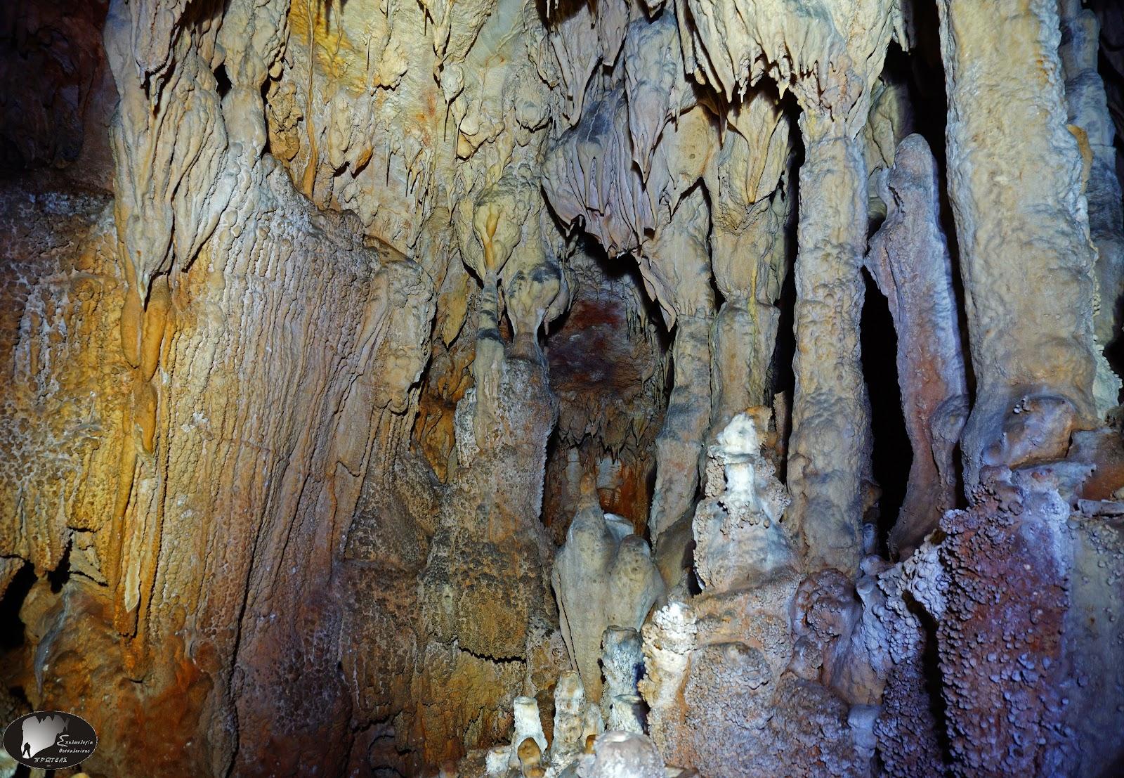 Κλέβει τις εντυπώσεις το Σπήλαιο Δρυάδων στα Λιβερά της Ξάνθης