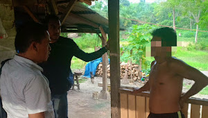 Di Rimbo Bujang, Terduga Bandar Togel Diringkus di Kedai Tuak