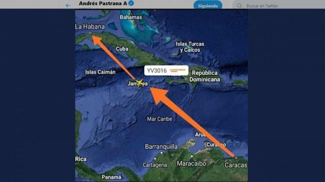 LATINOAMÉRICA: Según Andrés Pastrana excabecillas de las Farc viajaron en avión que salió desde Venezuela a Cuba.