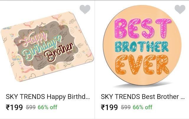 Bhaiya Dooj Cards Gifts